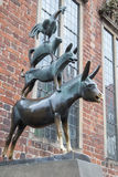 Bremen Town Musicians, Germany Royalty Free Stock Photo