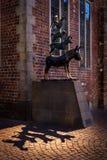 Bremen Town musicians Stock Images