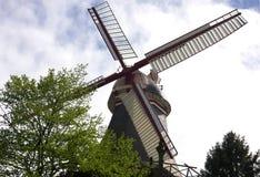Bremen - wiatraczek przy ramparts - II - zdjęcia royalty free