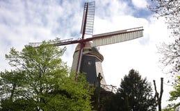 Bremen - wiatraczek przy ramparts - IV - zdjęcie royalty free