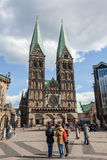 The Bremer Dom Cathedral Royalty Free Stock Image