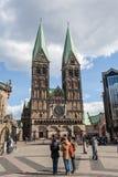 Bremer Dom Katedralni Obraz Royalty Free