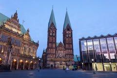 Bremer Dom Katedralni Zdjęcie Royalty Free