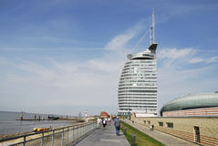 Bremerhaven 库存照片