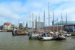 Bremerhaven Stock Photo