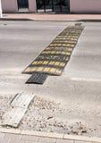 Bremsschwelle Stockbilder