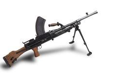 bren英国强枪设备 图库摄影