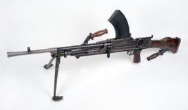 bren英国枪ww11 免版税库存照片