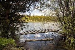 Brenda lake Royalty Free Stock Photo