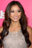 Brenda Song. Arrives at the US Weekly Hot Hollywood Party 2010 Drai's at the W Hotel Hollywood Los Angeles, CA April 22, 2010 Stock Photography