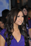 Brenda Song, Jonas Brothers Stock Photo