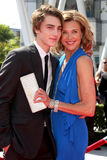 Brenda Strong, Calvin Klein Royalty Free Stock Photo