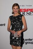 Brenda Strong, DESPERATE HOUSEWIVES Foto de archivo libre de regalías