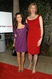 Brenda Strong, Eva Longoria Fotos de archivo