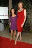 Brenda Strong, Eva Longoria Foto de archivo libre de regalías