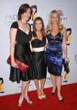 Brenda Strong, Eva Longoria, Nicollette Sheridan Royalty Free Stock Photo