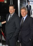 Brendan Fraser,Harrison Ford Royalty Free Stock Photography
