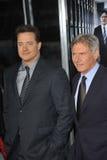 Brendan Fraser,Harrison Ford Royalty Free Stock Photos