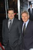 Brendan Fraser,Harrison Ford Royalty Free Stock Images