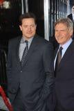 Brendan Fraser, Harrison Ford Stockfotografie