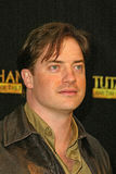 Brendan Fraser Royalty Free Stock Photo