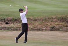 Brendan Steele bij het golf het Frans opent 2015 Royalty-vrije Stock Foto's
