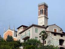 Brendola的圣・ Michele教会。 免版税库存图片