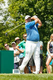 Brendon De Jonge at the Memorial Tournament Royalty Free Stock Images