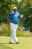 Brendon De Jonge at the Memorial Tournament Stock Images