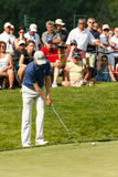 Brendon Todd at the Memorial Tournament Royalty Free Stock Image