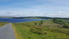 Brenig de lac Image libre de droits