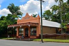 Brennan & Geraghty商店博物馆在Maryborough,澳大利亚 免版税库存图片