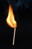 Brennende Abgleichung 03 stockbilder