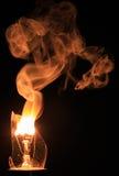 Brennende Träume Lizenzfreies Stockfoto