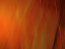 Brennendes Pflaster Stockbilder
