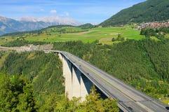 Brennerautobahn Royalty Free Stock Photography