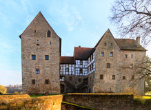 Brennhausen Castle Royalty Free Stock Image