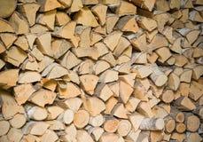 brennholz Stockfotografie
