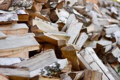 brennholz Lizenzfreie Stockbilder