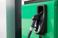Brennstoffzufuhrhängen Lizenzfreies Stockfoto