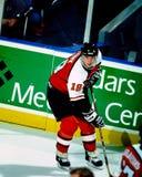 Brent Fedyk, Philadelphia Flyers Stock Image