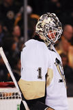 Brent Johnson Pittsburgh Penguins Royalty Free Stock Photo