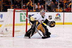 Brent Johnson Pittsburgh Penguins Fotografia Stock