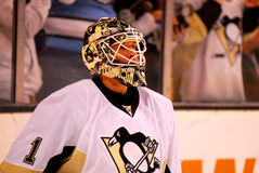 Brent Johnson Pittsburgh Penquins Royalty Free Stock Images