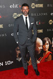 Brent Lamberti. Elit Global Brand Ambassador Brent Lamberti attends the `Billions` Season Two Premiere at Cipriani`s on February 13, 2017 in New York City Royalty Free Stock Photo