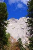 Brenta白云岩在美好的秋天天 库存图片