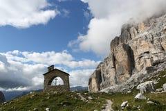Brenta -意大利的教会 免版税库存图片