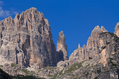 Brenta Dolomites Royalty Free Stock Photography