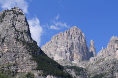 Brenta Dolomites Royalty Free Stock Photo