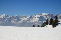 Brenta Dolomites Stock Images